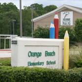 Orange Beach Elementary School Party Event Rentals