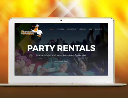 Pelican Pete Party Rentals Launches New Website